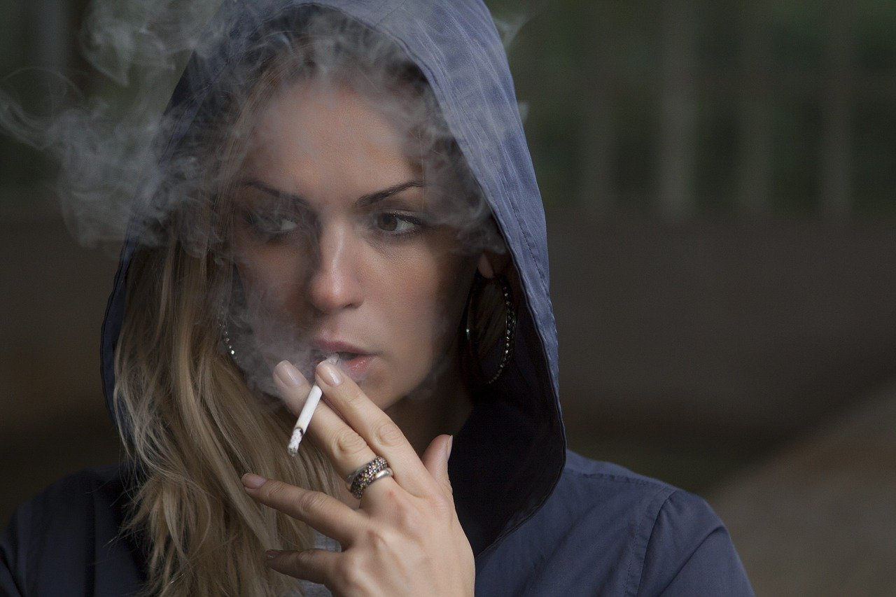 Cigarettes Cause Stress and Anxiety